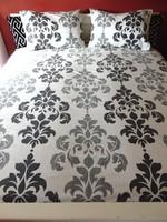 Szépséges barokk mintás ágyneműhuzat