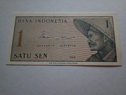 1964-es 1 Sen UNC