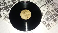 Elvis Presley 4db díszdobozos bakelit lemez Új!! Gyűjteményből!