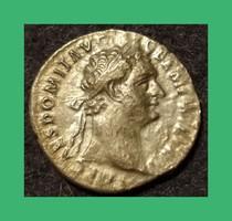 Római Domitianus   81-96  Ag ezüst dénár