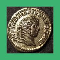 Római Caracalla  St 198-217  Ag ezüst dénár