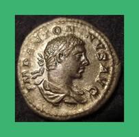 Római Elagabalus  218-222  Ag ezüst dénár