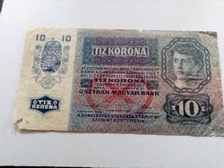 1915-ös 10 Korona