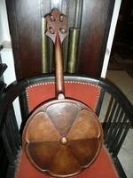 Nagyon régi, antik kb. 100 éves amerikai rövid bendzsó eladó