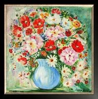 Hepp Natália: Mezei virágok vázában