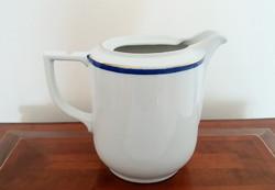 Régi Drasche porcelán kiöntő kis kancsó 10 cm