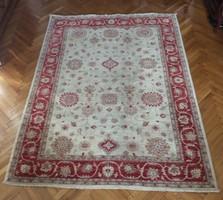 Csodálatos  kézicsomózású Ziegler szőnyeg