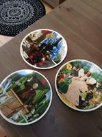 """Régi KNOWLES """"Óz a nagy varázsló"""" porcelán tányér limitált kiadású"""