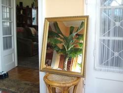 Tükör régi szép keretben