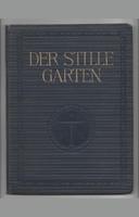 Der Stille Garten, 1908 - 19. századi német festészet