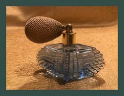 Csiszolt üveg parfüm szóró