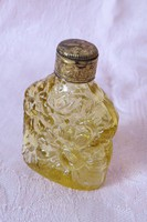 Antik mini parfümös üvegcse