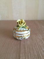 Herendi rózsás bonbonier Viktória minta