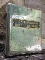 Antik Phönix Életbizt.Társaság persely 1900-as évek