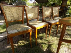 4 darab szék