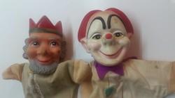 Retro bohóc bábok eladók!