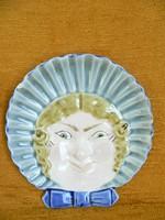 Porcelán tálka,dísztárgy