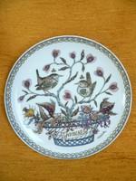 Hutschenreuther porcelán falitányér