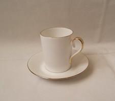 Aranyozott angol kávés készlet (Royal Albert)