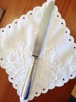Bendorf ezüstözött kés