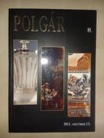 Polgár Galéria 89. aukció Katalógus 2011 október 13