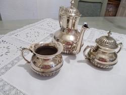Jugendstil  kávé  szervirozó
