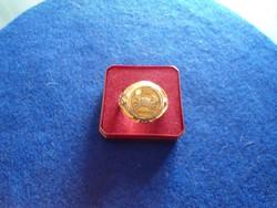 Arany 14k férfi pecsét gyürű   9.5 gr