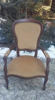 Neobarokk stílusú karosszék , fotel