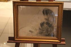 Vaszary János - Női portré