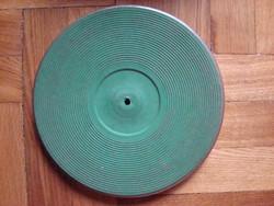 Supraphfon lemezjátszó tányér+gumi
