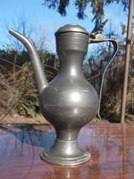 Kelet varázsa-kávés-teás kanna-kiöntő gyönyörű forma