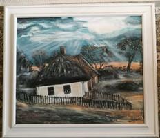 Károlyfi Zsófia: Isten ölében