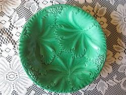 Schrammberg  majolika tányér   1 db  195mm