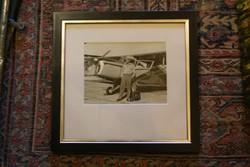 Repülős fotó az 1930-as, 40-es évekből