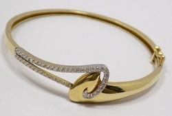 Köves arany karreif (ZAL-Au51443)