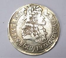 Lipót XV krakcár 1683 KB.