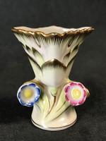 Herendi ibolya váza