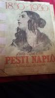 A nyolcvan éves Pesti napló ajándék-albuma