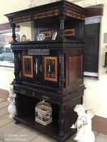 Antik bútor, Barokk kis tálaló 02.