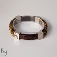 Tiger Eye Bracelet Duo 2
