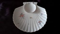 Kézzel festett japán porcelán kínálótál