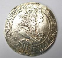 Lipót XV krajcár 1693 KB