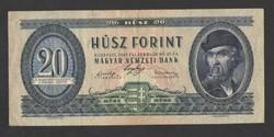 20 forint 1947. NAGYON SZÉP!! RITKA!!