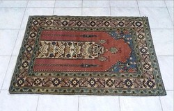 Antik iráni szőnyeg, imaszőnyeg