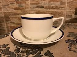 Fischer Emil porcelán kávés csésze