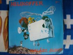 Halász Judit:Helikoffer LP bakelit lemez