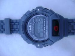 ÚJ !! SZUPER SPORT  óra - LCD / Analog kijelző, dátum, ébresztő funkció STB.