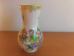 Herendi kis váza, viktória mintával