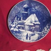 134.  Royal Bavaria fali tányér 19 cm