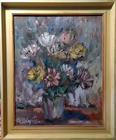 Csak három napig aukción - Kesztyűs Ferenc - Virágok